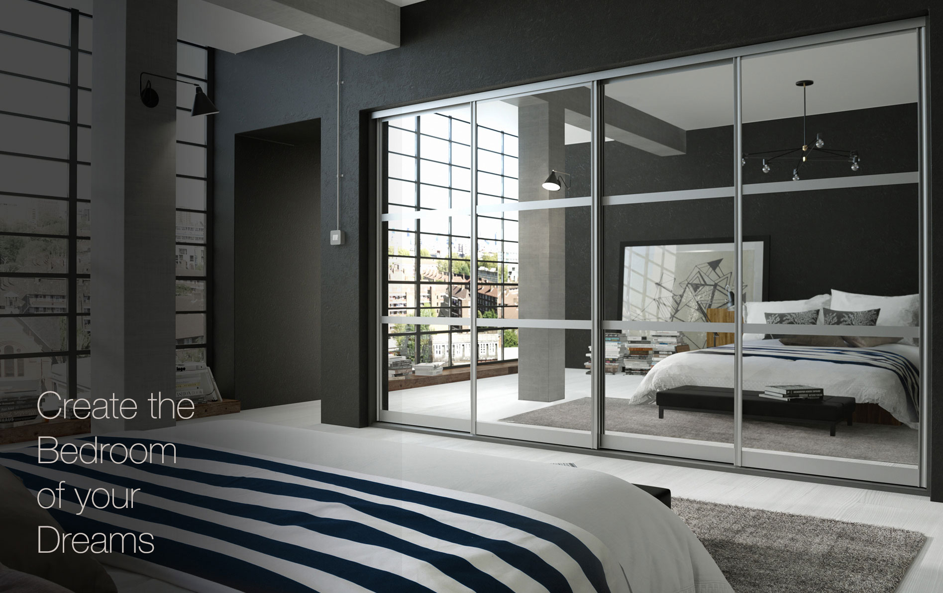 Cecil & Bo Bedrooms